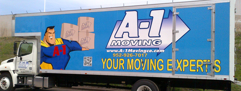 A-1 Moving Company | Sorensen's Apartment Movers | Golden Valley, MN